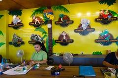 Samui tourist excursion, Namuang safaripark Stock Images