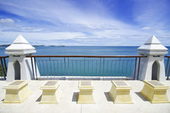 Samui viewpoint Stock Image