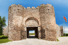 Samuil's Fortress Stock Photo