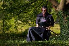 Samurai Imagens de Stock Royalty Free