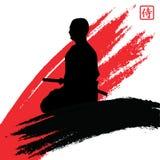 Samurai Imágenes de archivo libres de regalías