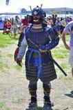Samurai Imagen de archivo libre de regalías