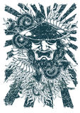 Samurai libre illustration
