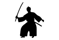 Samurai Royalty Free Stock Photo