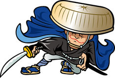 samurai Fotografia Stock