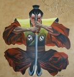 samurai Fotos de archivo