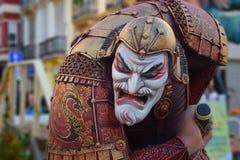 samurai Fotografie Stock