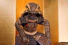 Samurai armor Stock Images