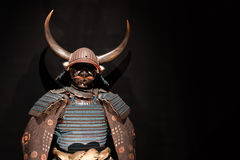 Samurai armor Royalty Free Stock Photo