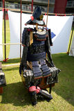 Samurai armor Stock Photo