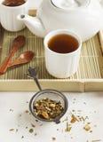 Samurai Chai Mate Tea foto de stock royalty free