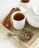 Samurai Chai Mate Tea imagens de stock royalty free