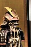 Samurai de Brown Fotos de archivo libres de regalías