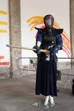 Samurai dress Royalty Free Stock Photography