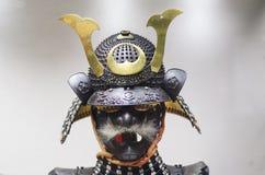 Samurai helmet Royalty Free Stock Images