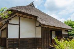 Samurai House Royalty Free Stock Image