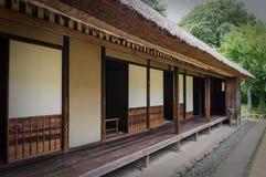 Samurai House Stock Photography