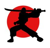 Samurai japanese Stock Photos