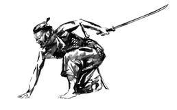Samurai stock photos