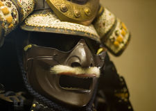 Samurai Mask Royalty Free Stock Photo