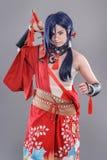 Samurai Royalty Free Stock Image