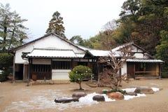 Samurai residence in Shiomi-nawate Stock Photos