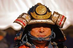 Samurai, Tokio, Japón Fotos de archivo libres de regalías