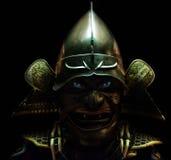 Samurai vampire Stock Images