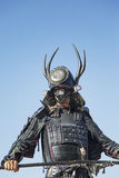Samurai warriors Stock Photo