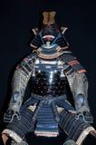 Samurairüstung Lizenzfreies Stockfoto