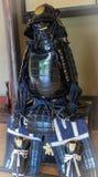 Samurairüstung Lizenzfreies Stockbild