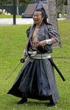 samurais Stockbild