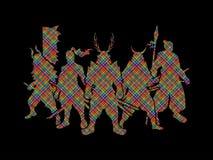 samurais Lizenzfreie Stockbilder