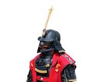 samuraja. Obraz Stock