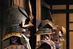Samuraja temat Zdjęcie Stock