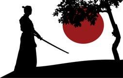 samurajowie Zdjęcia Royalty Free