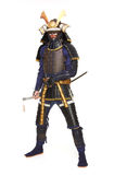 Samurajowie w opancerzeniu Zdjęcie Stock