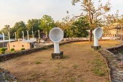 Samut Prakan, Thaïlande - 25 mars 2017 : Phi Sua Samut Fortress Photo stock