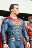 SAMUT PRAKAN, THAÏLANDE - 21 novembre 2017 - modèle de Superman du juge League de film Photographie stock libre de droits