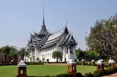 Samut Prakan, Thailand: Thon Buri Audience Hall Stock Photos