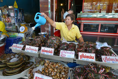 Samut Sakhon, Tailandia fotografía de archivo libre de regalías