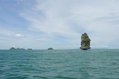 Samuy resandeferie för Koh Royaltyfria Bilder