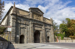 San Agostino gate Stock Images