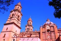 San Agustin church IV Royalty Free Stock Photos