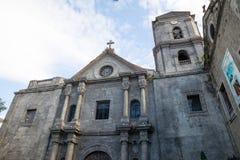 San Agustin Church in Manila Royalty Free Stock Images