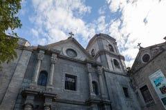 San Agustin Church in Manila Stock Photography