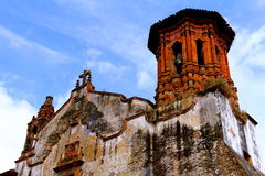 San agustin ex-convent in patzcuaro I Stock Photo