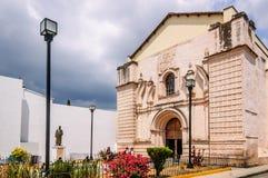 San Agustin kościół, San Cristobal De Las Casas, Meksyk Fotografia Stock