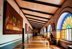 San Agustin kościół, Manila, Filipiny Fotografia Royalty Free