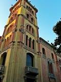San Agustin monaster przy historycznym miastem Cartagena, Kolumbia Fotografia Royalty Free